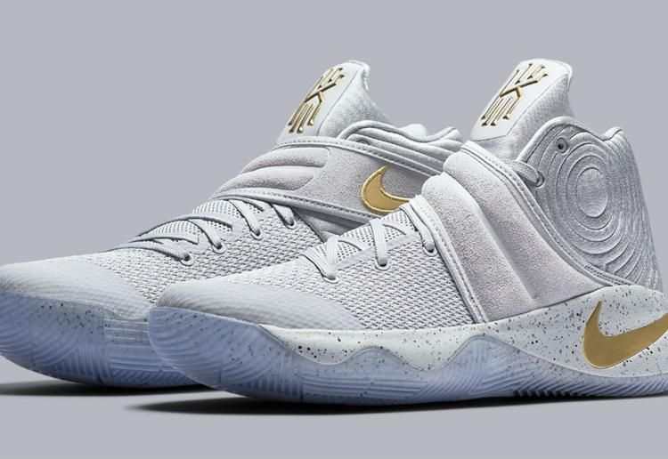 cheaper 268d3 1fed5 The Nike Kyrie 2 that Kyrie Irving wore for Ring Night will ...