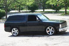 S10 Blazer Panel Google Search Chevy S10 Mini Trucks Chevrolet Blazer