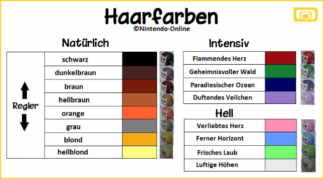 Haarfarben Frisuren Animal Crossing Frisuren Animal Crossing