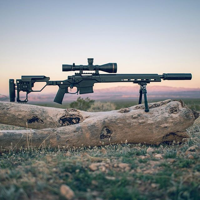 The Modern Precision Rifle In 308 WIN