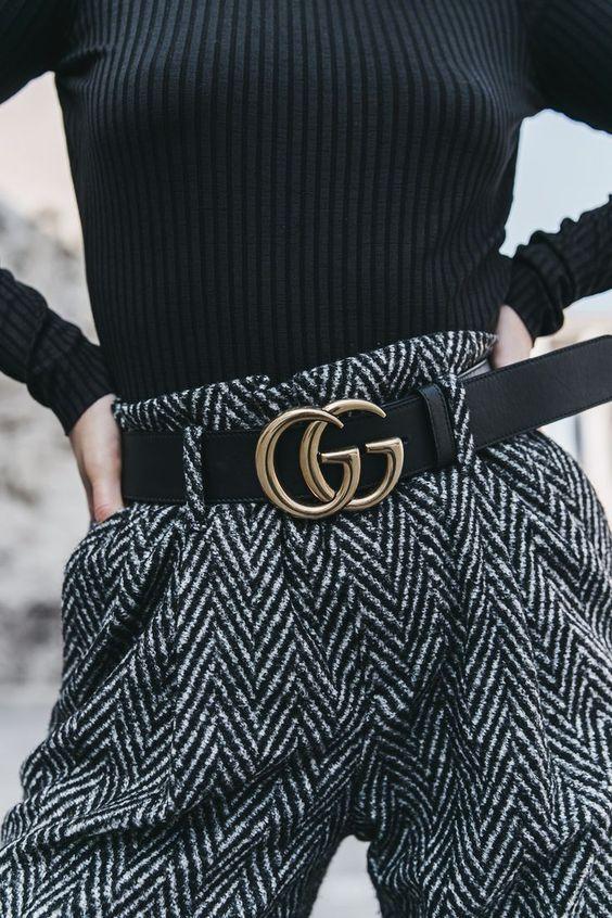 Cinturón Gucci  5af830fc583