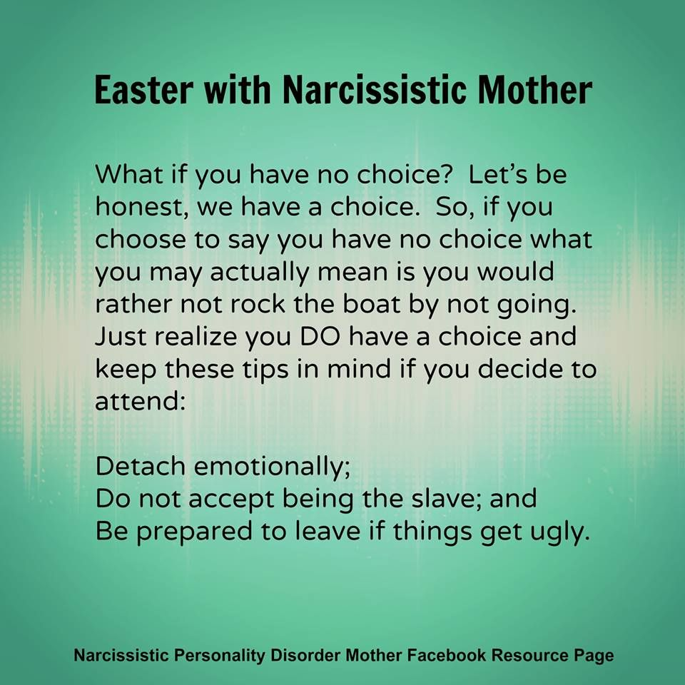 How To Emotionally Detach From A Narcissist