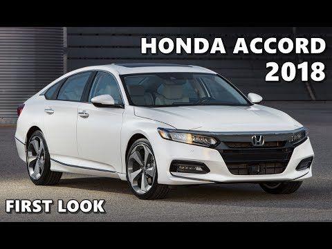 new honda accord 2018 revealed cars care cars care honda 2018 rh pinterest com