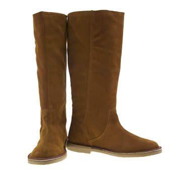 Womens Tan Red Or Dead Wendy Wednesday Boots   schuh
