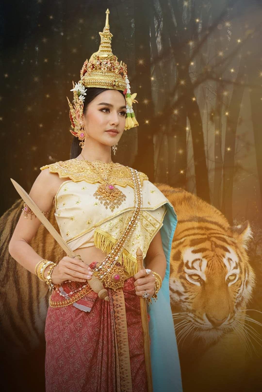 Koraka Devi goddess Songkran, Thailand 2020 ในปี 2020