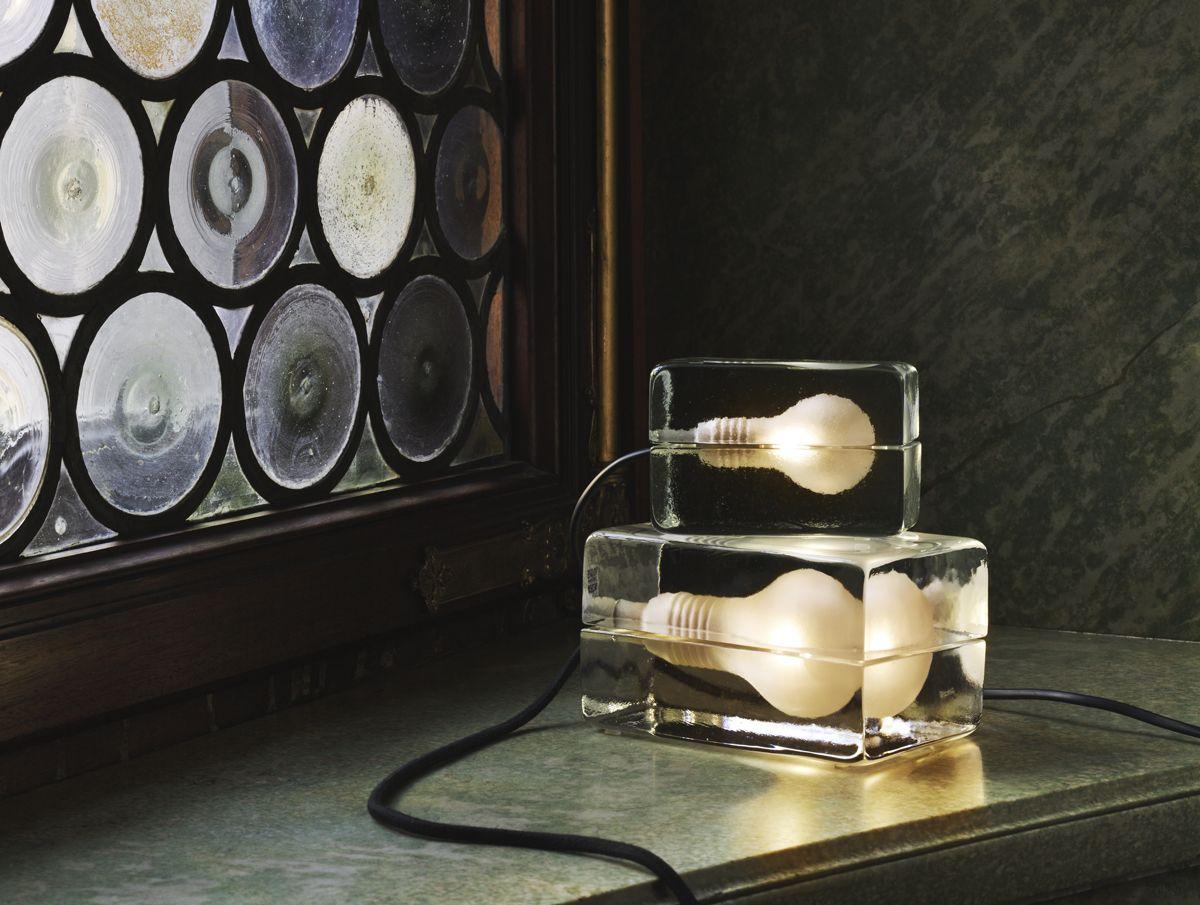 Block Lamp designed by Harri Koskinen (Design House Stockholm ...