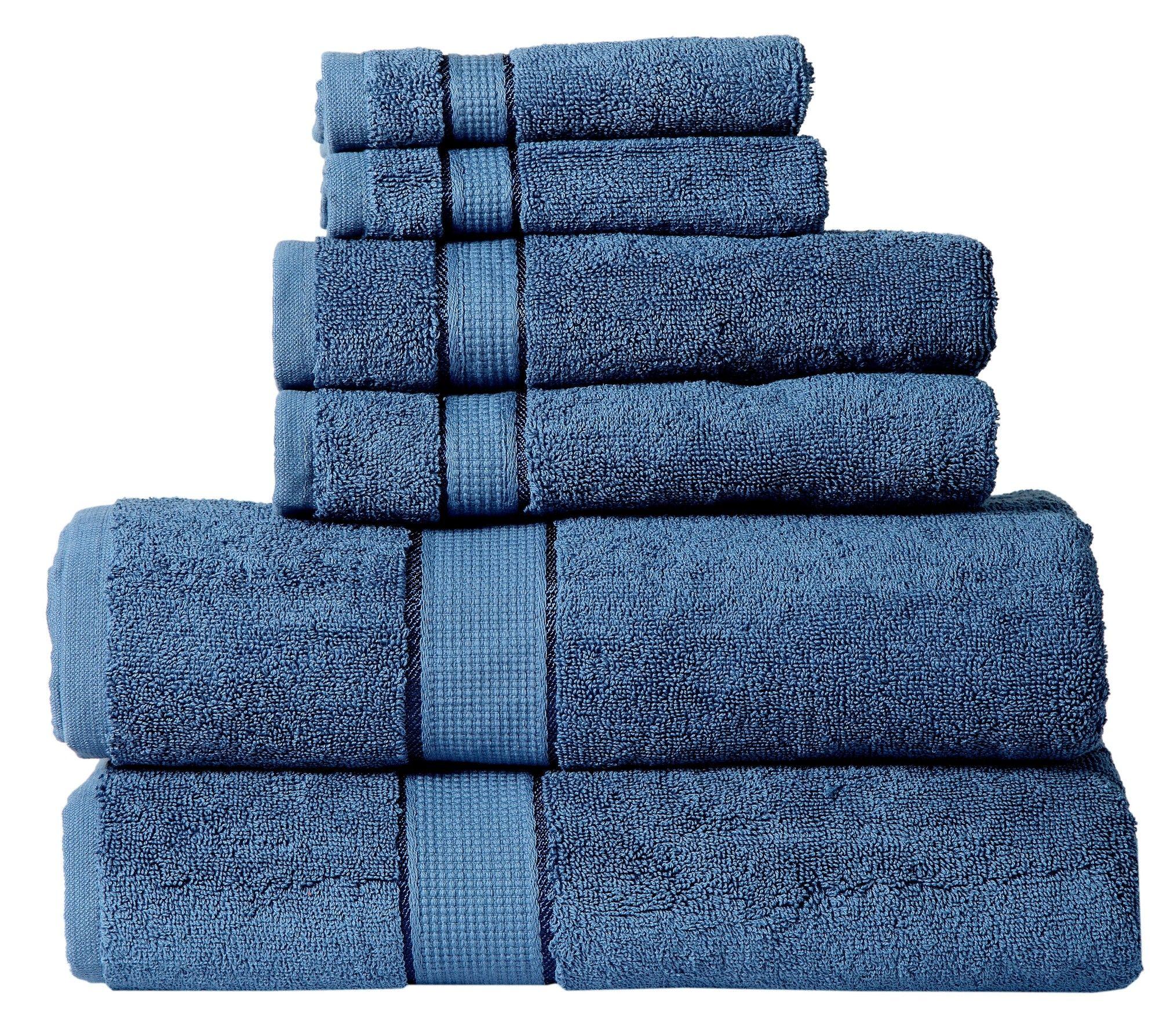 6 Piece Towel Set Towel Set Towel Bath Towels Luxury