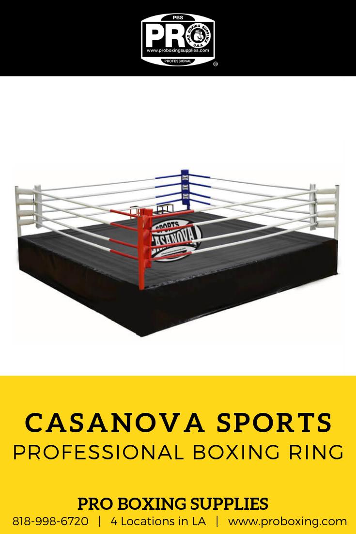 Casanova Boxing Professional Boxing Ring Pro Boxing Supplies Professional Boxing Boxing Supplies Boxing Rings