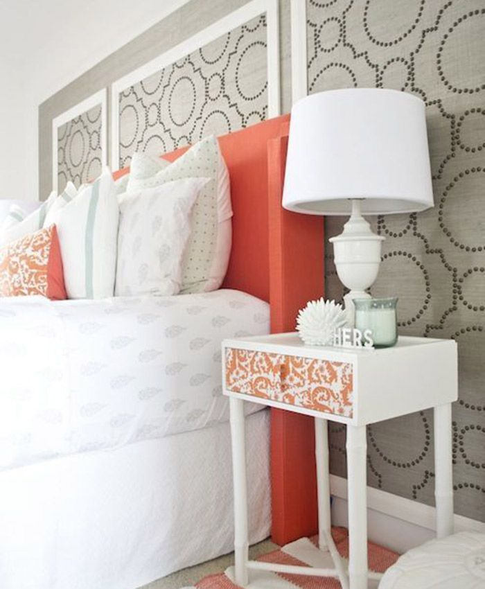 Best The Wallpaper Accent Wall Is The Budget Friendly Decor 400 x 300