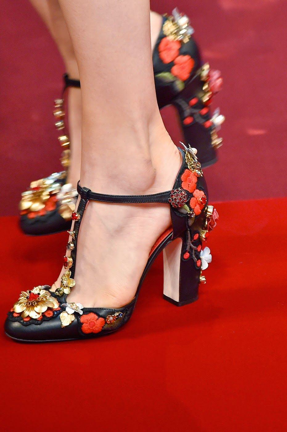 Коллекции Dolce amp; Gabbana Лето Обувь Show 2015 Из Fashion Весна ZqAHwB