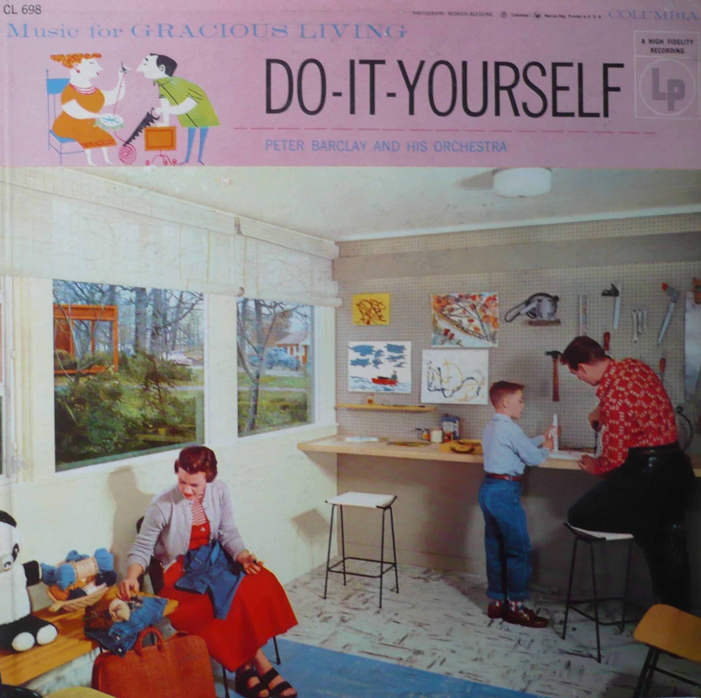 Music for gracious living do it yourself peter barclay and his music for gracious living do it yourself peter barclay and his orchestra 1956 solutioingenieria Gallery