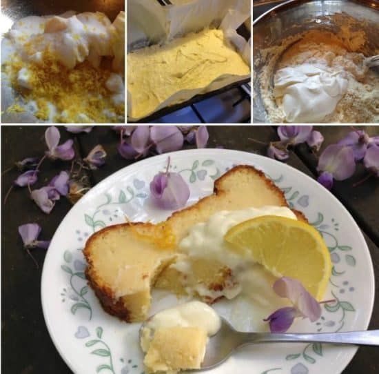 Ina Garten 5 Star Lemon Yogurt Cake {Video