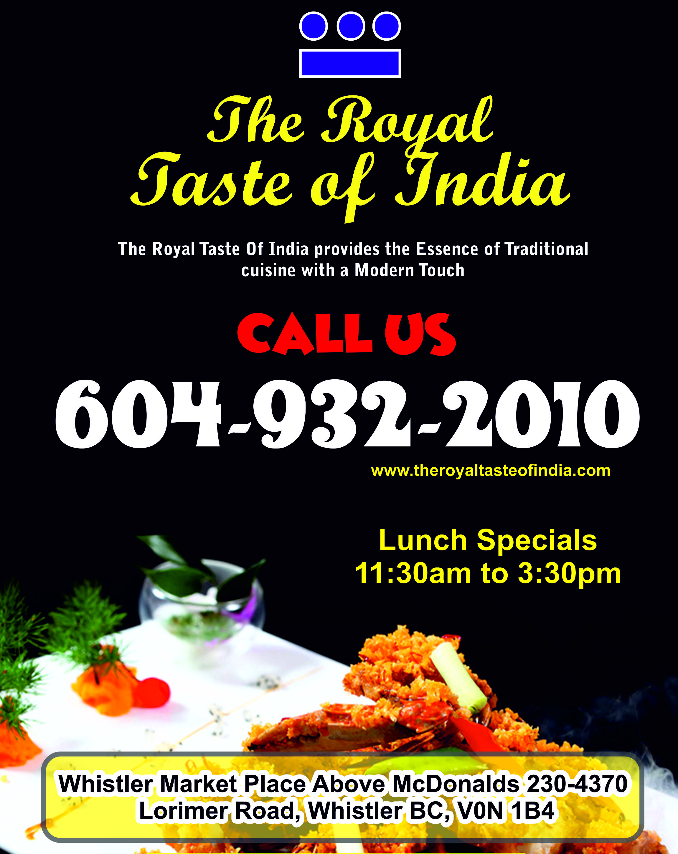 Royalcurrychickenwhistler And Gluten Free Restaurant At Theroyaltasteofindia For More Info Visit Our Website Food Discount Fish Curry Vegetarian Recipes