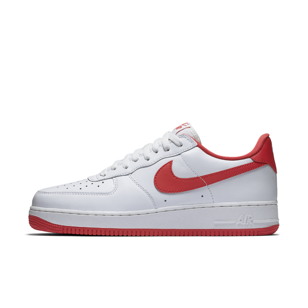 Nike Air Force 1 Low rosso
