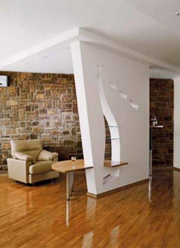 modern room divider walls modern plasterboard wall partition design - Wall Modern Design