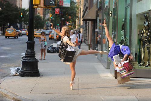 ballet happiness
