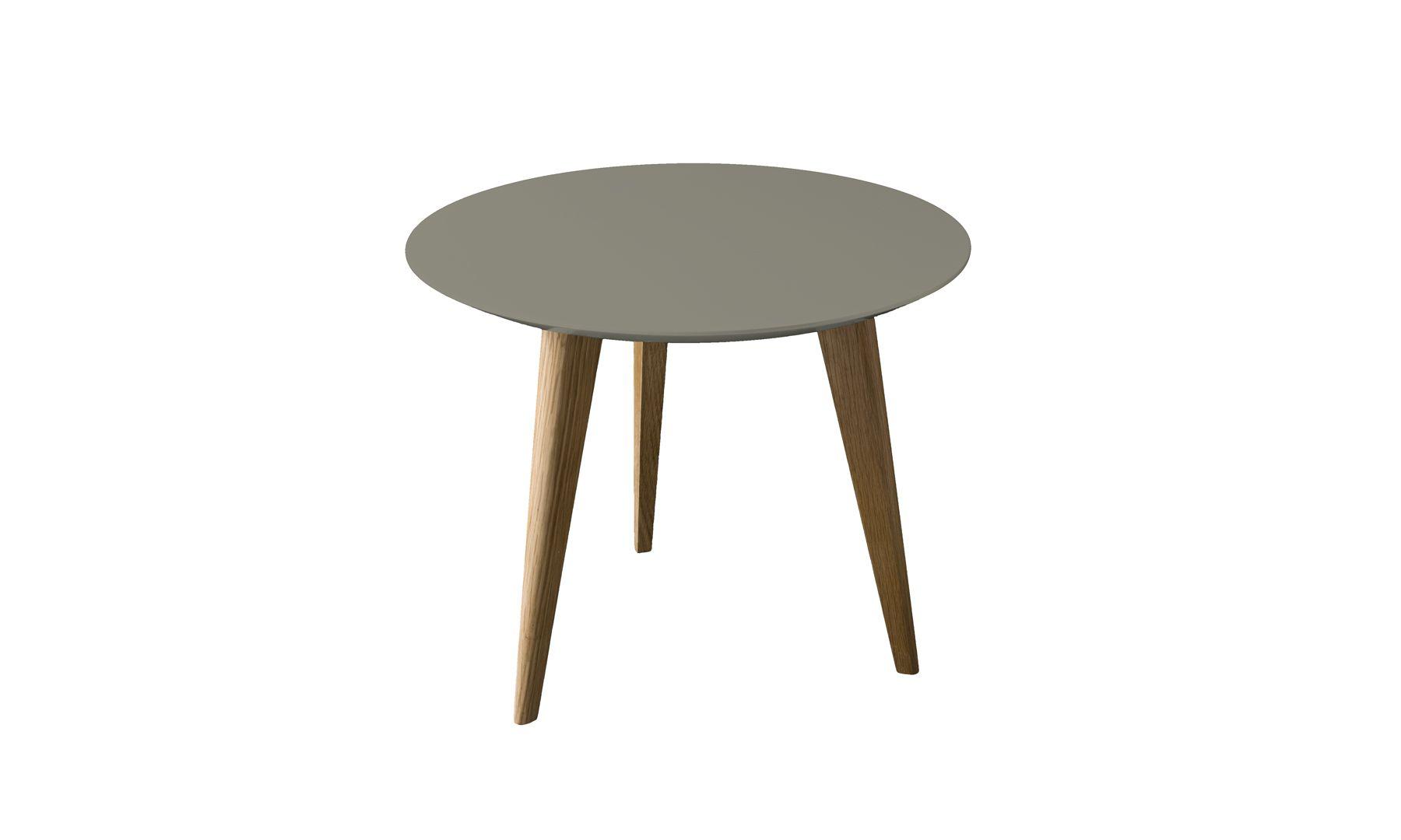 MOBILIER : TABLE LALINDE RONDE, SENTOU