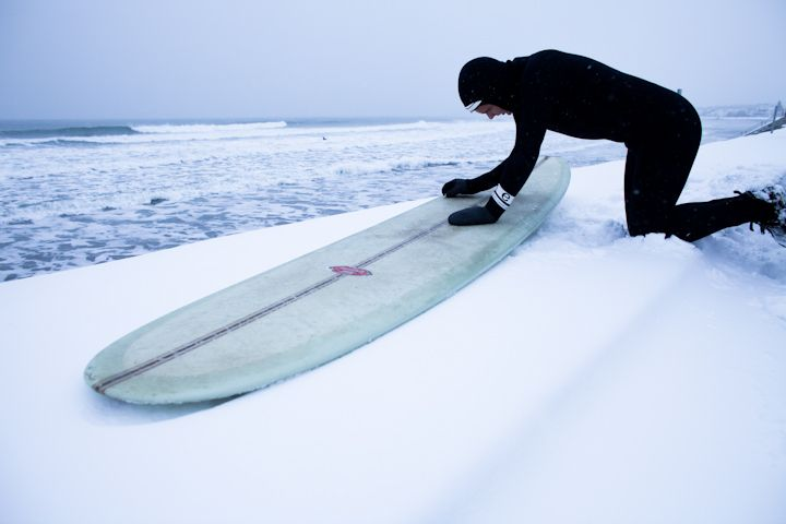 Winter Surfing In Maine By Nick Lavecchia Salt Water Fishing Surfing Water Surfing
