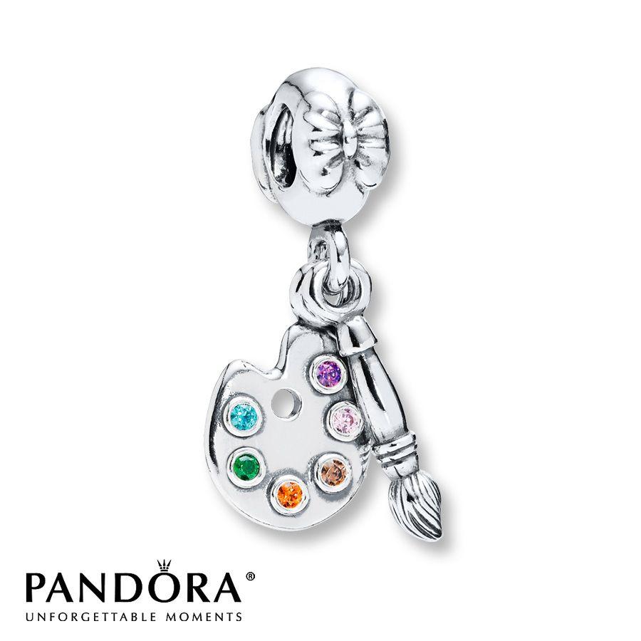 Pandora: Artist palette