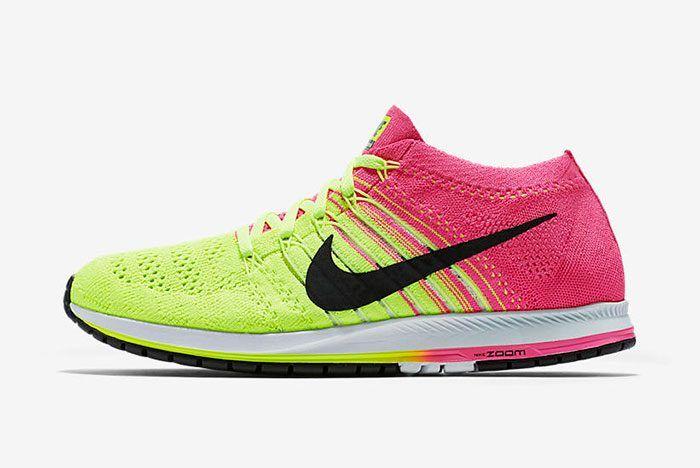 4d49e7181628 Nike Zoom Flyknit Streak 6 (Volt)