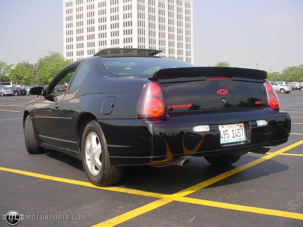 2000 Chevy Monte Carlo Chevrolet Ss Id 3898 Motortopia
