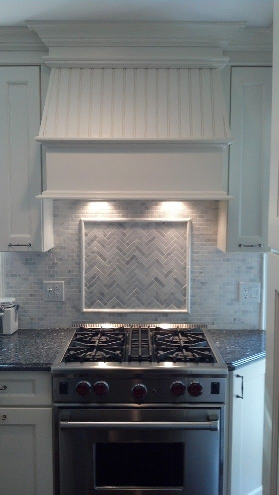 Blue Pearl Granite Countertops Kitchen Traditional with Kitchen Marble Back Splash | Granite ...