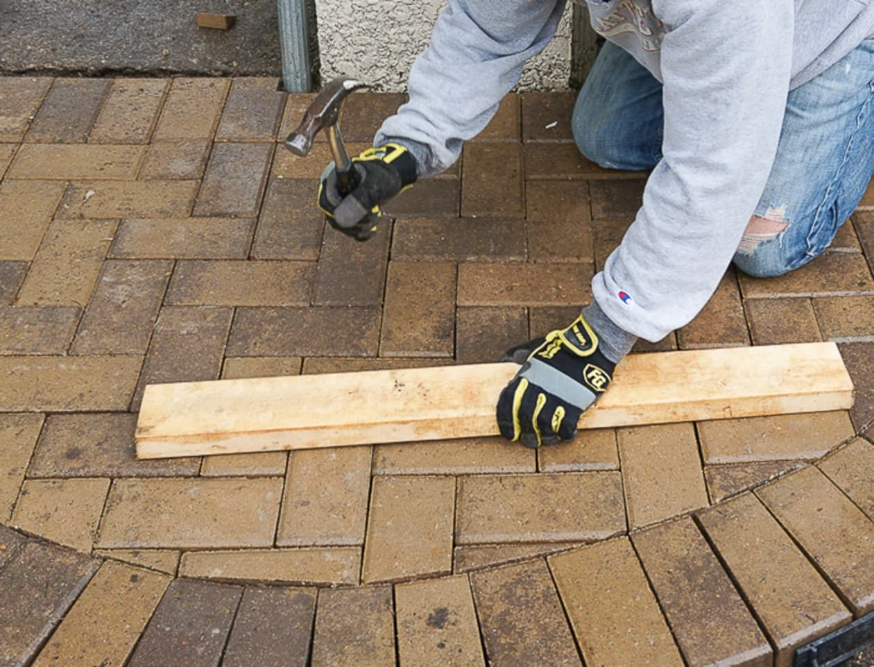 Doing it right how to lay a level brick paver patio
