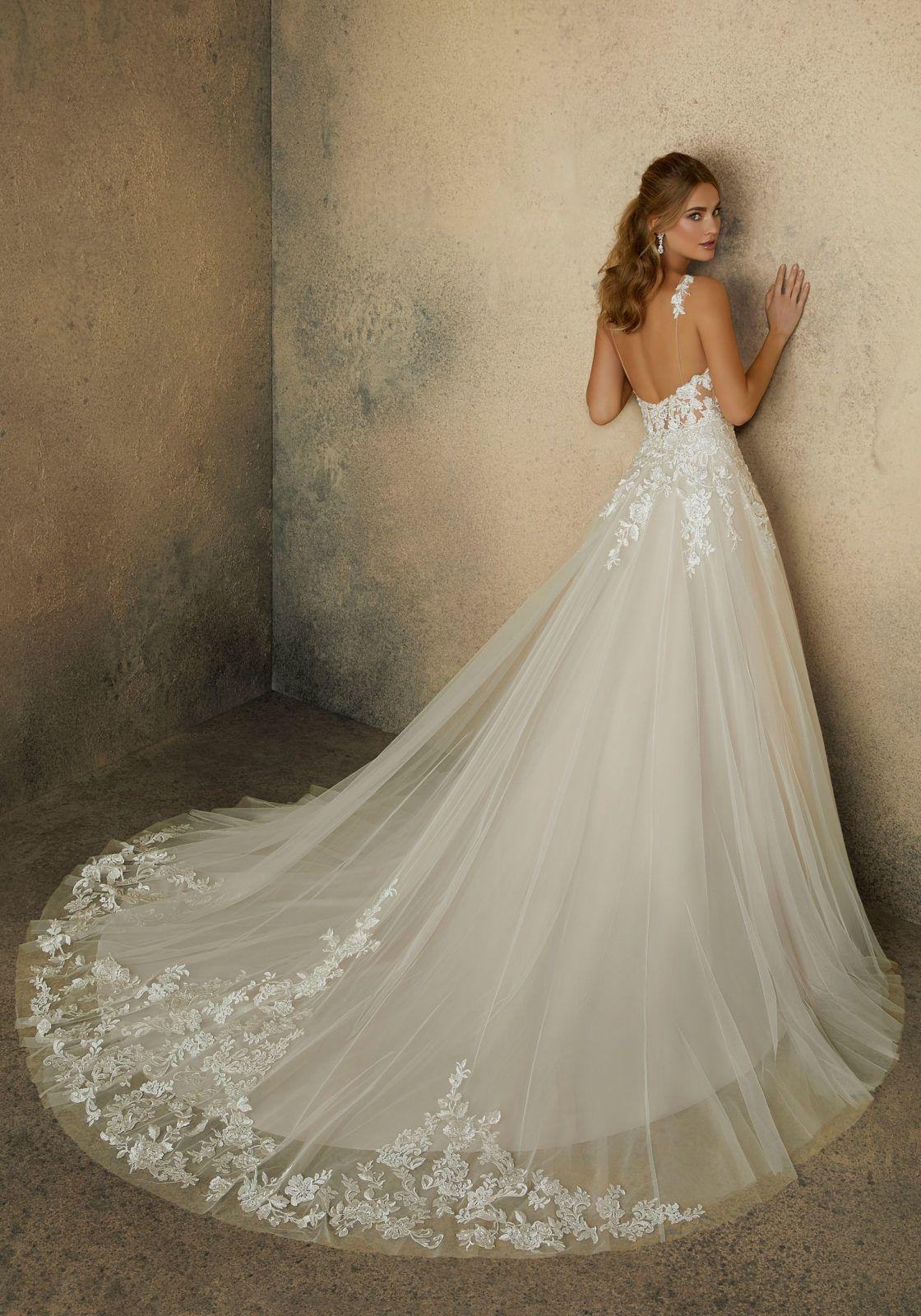 Rina Wedding Dress Morilee In 2020 Mori Lee Wedding Dress