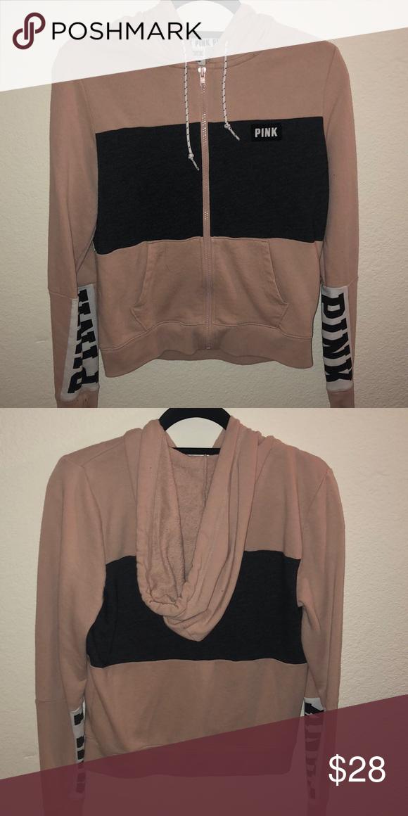 8632ce74e1a92 Victoria's Secret PINK zip up hoodie in 2019 | My Posh Picks