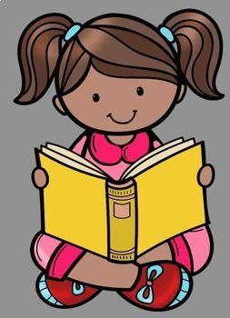 Kids Reading 2 Clip Art Kids Reading Clip Art Kids Clipart