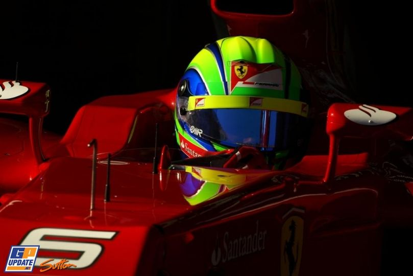 Felipe Massa 2012