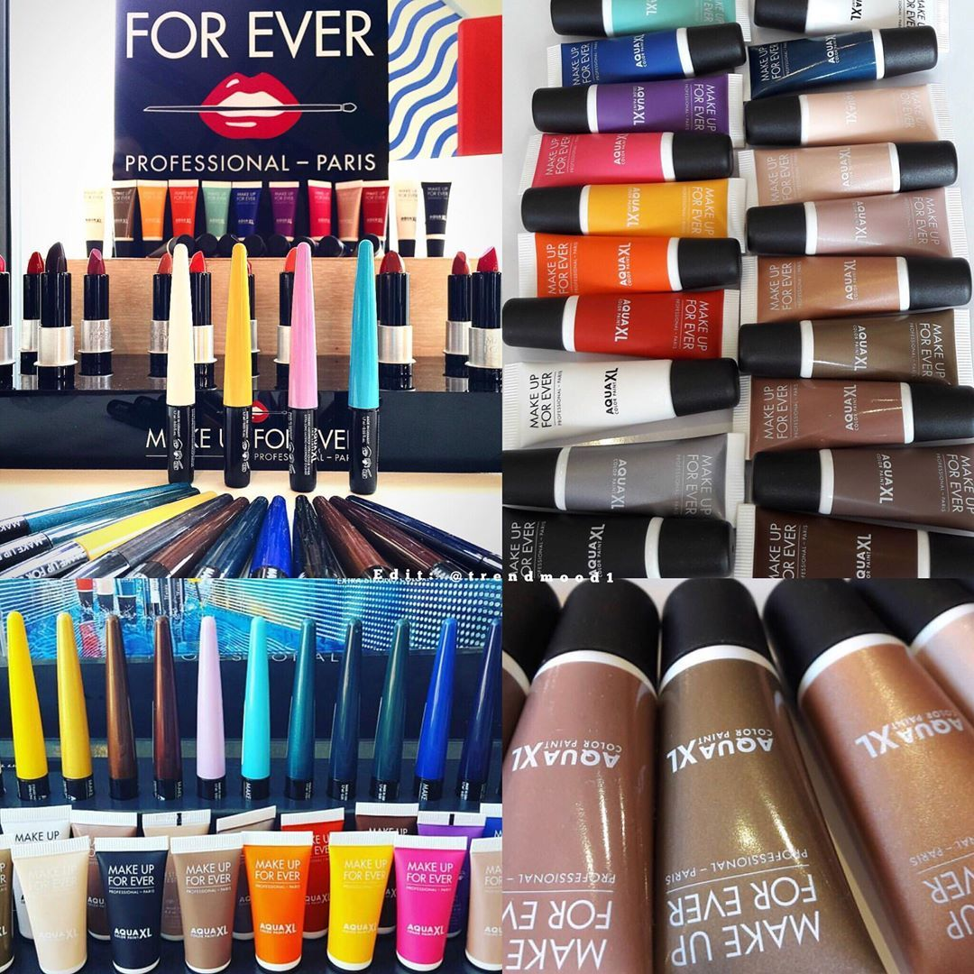 New Makeup Forever Aqua XL Liners, shadow paints, Makeup