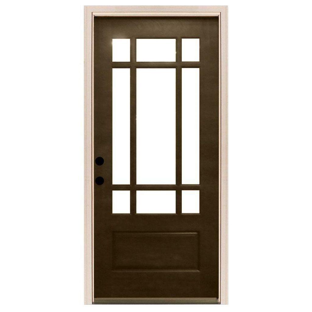32 X 76 Exterior Mobile Home Door Exterior Doors With Glass