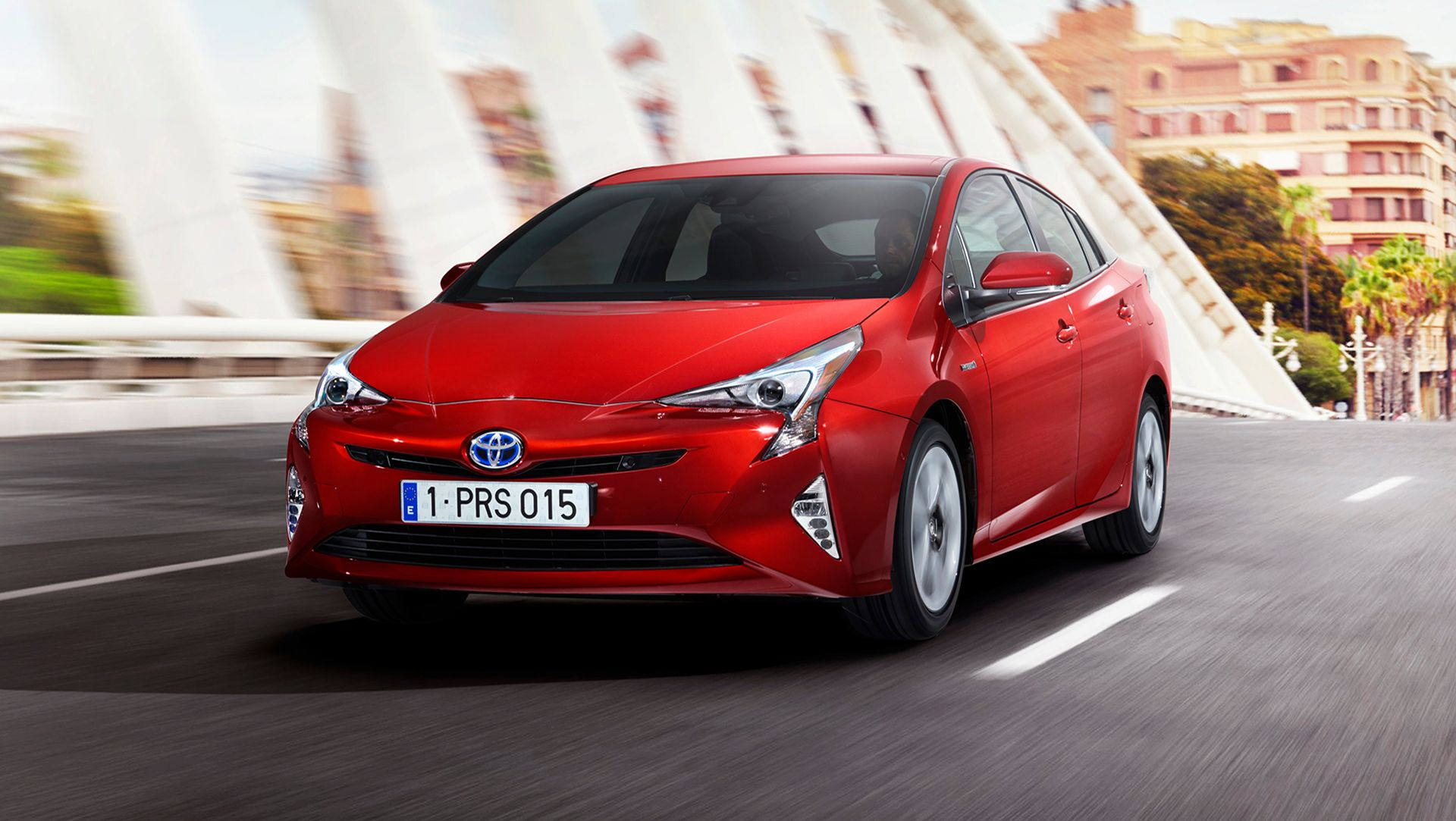 Toyota Has Advanced The Pioneering Status Of Its Iconic Prius