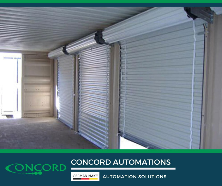 Automatic Garage Sectional Doors Are One Of The Most Popular And Practical Choices For Style Safety In 2020 Roll Up Garage Door Garage Doors Garage Door Installation