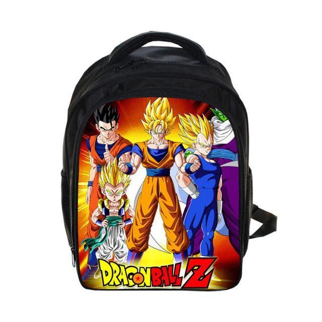 Goku Ball Anime Sun Backpack Boys Children Bags Kids Z School Dragon EqYwAxqZ1