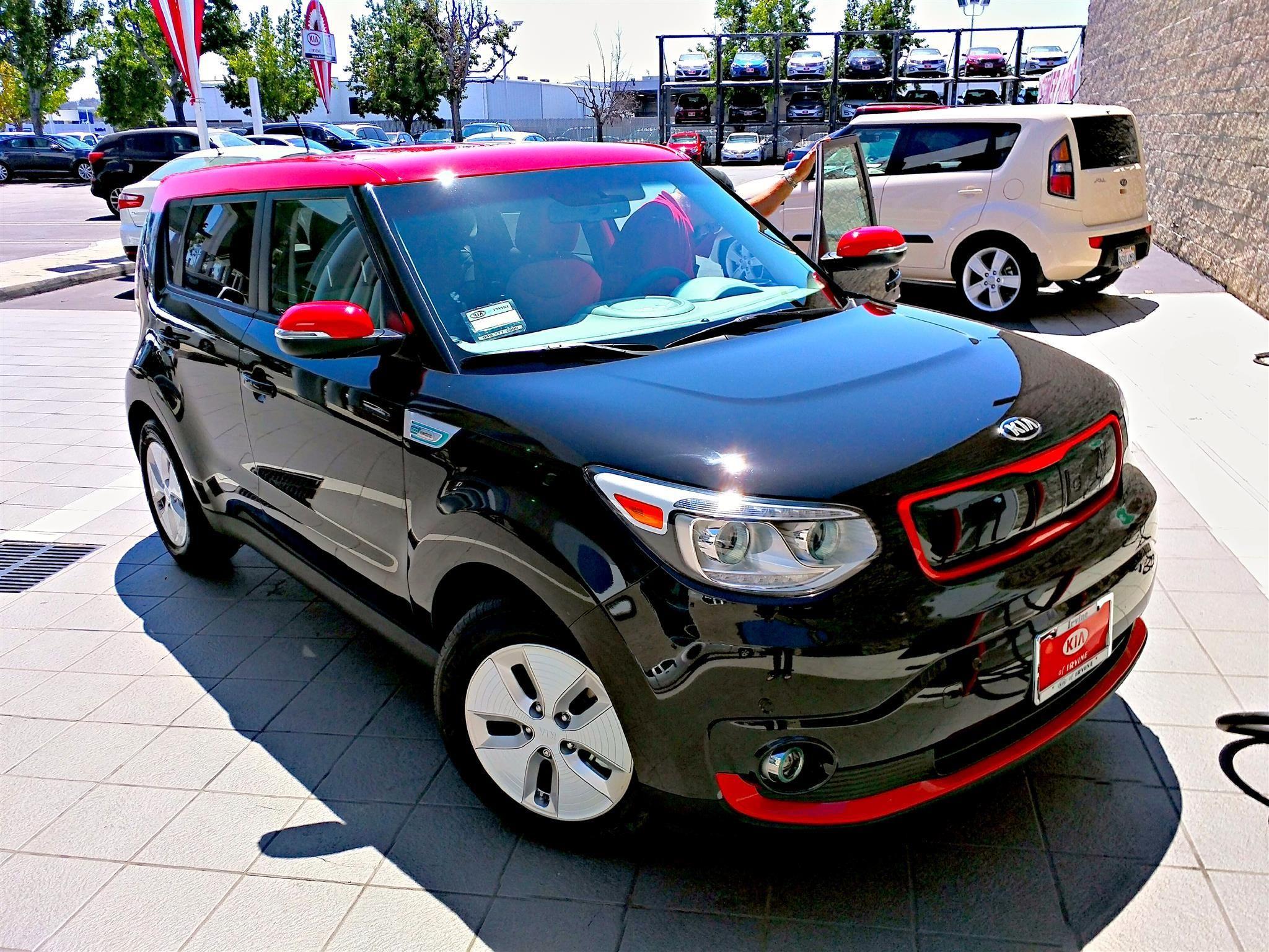 2015 Kia Soul Ev Electric Car Pledge Other 152244 With