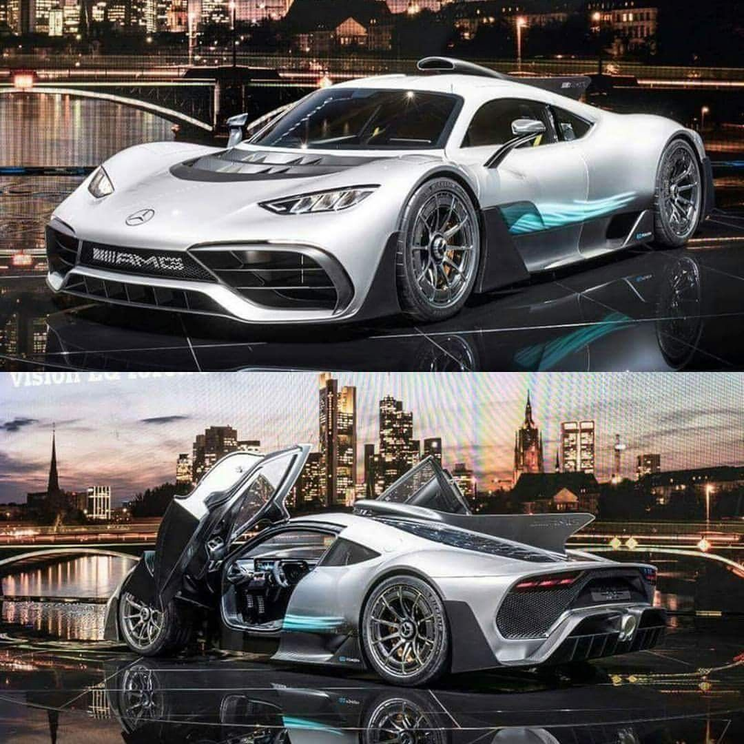 Mercedes AMG Project One Mercedes sports car, Cool