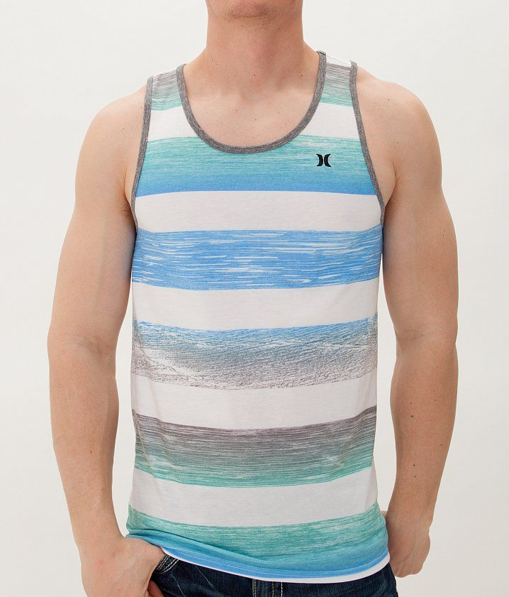 faa3847cc89361 Hurley Branch Out Tank Top - Men s Tank Tops