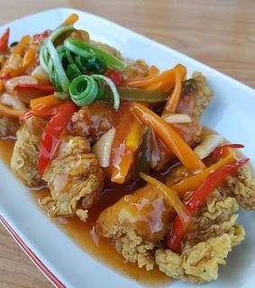 Ayam Kuluyuk Resep Ayam Resep Masakan Resep