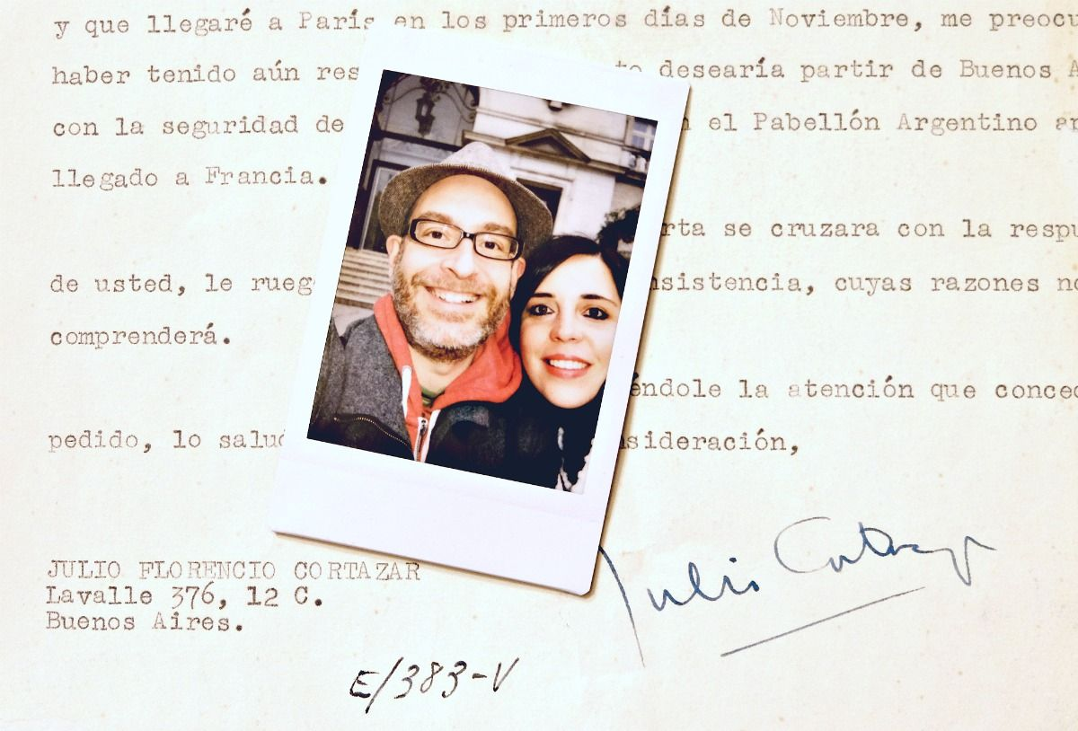 Julio Cortázar y Carol Dunlop: Viaje de París a Marsella  https://t.co/28E3oieIC6