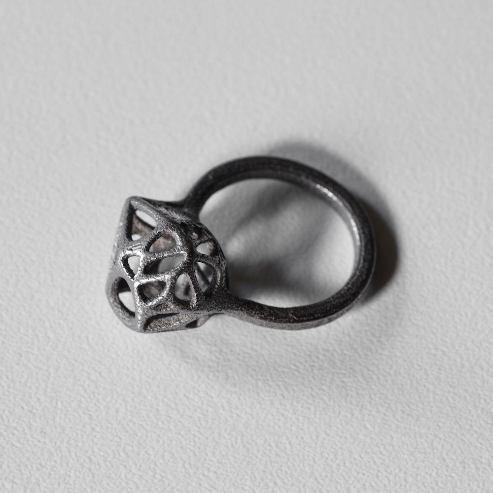 3D printed ring.  7dcca691f29