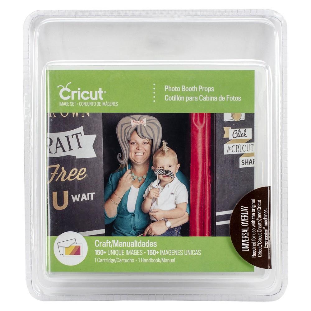 Cricut shape cartridge photo booth props photo booth