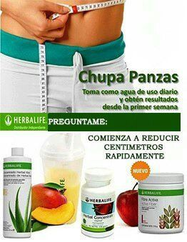 Nuevo producto de herbalife para bajar de peso