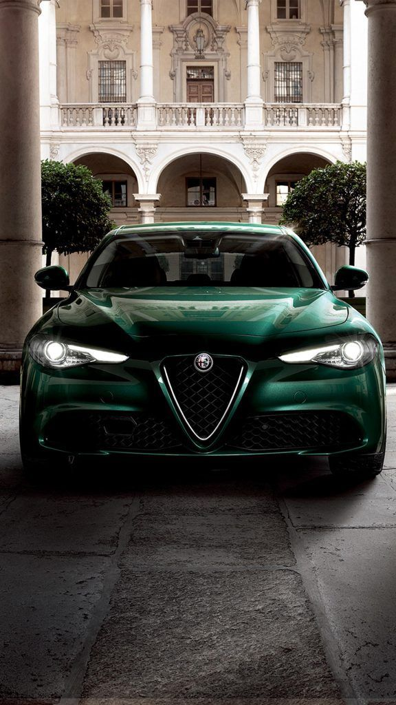 Alfa Romeo Giulia Ti 2019 Alfa Romeo Giulia Alfa Romeo Alfa
