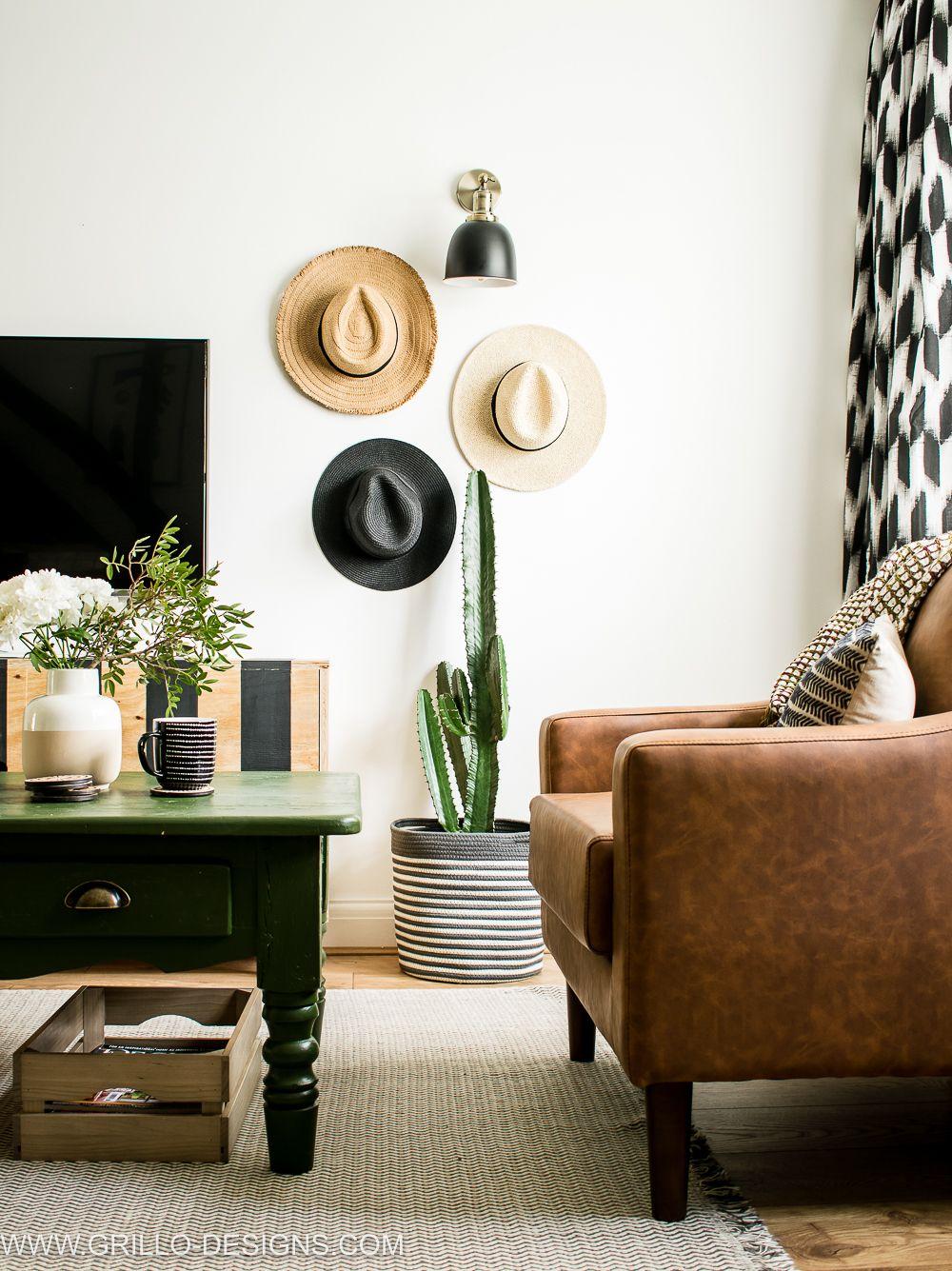 Boho Spring Living Room Tour With Argos Home With Im