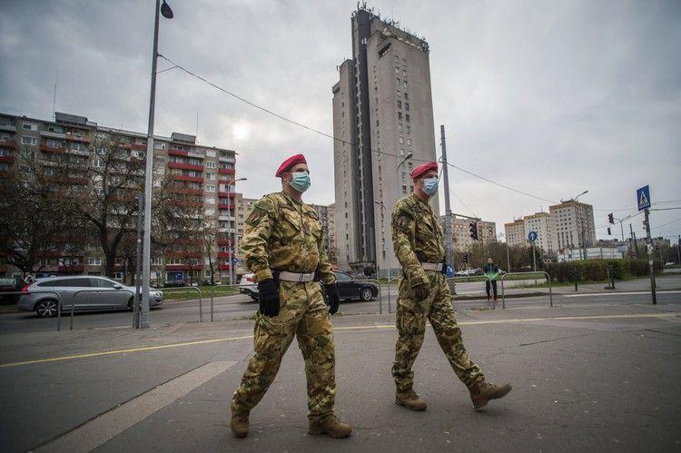 As Outbreak Grows Authoritarians Around The World Seize The