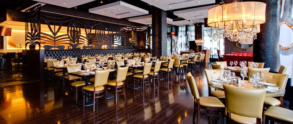 Station 4 A Modern American Cuisine Restaurant Located Near The