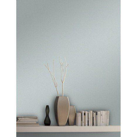 Papier peint intissé Bouleau bleu cuisine Pinterest