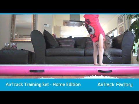 Produkte: Home Edition Set (4-teilig) & AirTrack Training Set (5-teilig) - AirTrack Austria (by hüpfPOLSTER) - 2103 Langenzersdorf